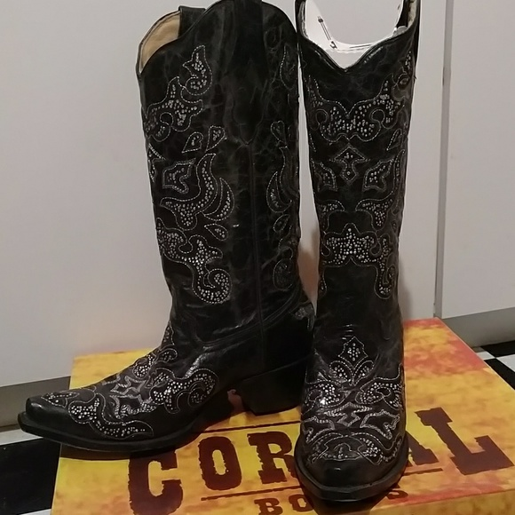 corral bling boots
